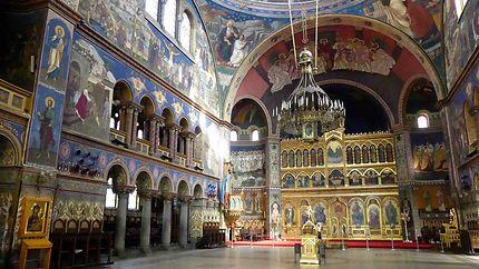 Sibiu - Cathédrale orthodoxe
