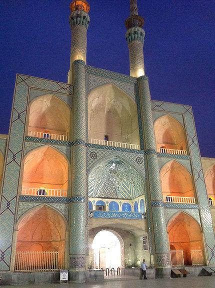 Mosquée en Iran