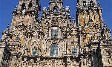 Santiago de Compostela (Saint-Jacques-de-Compostelle)