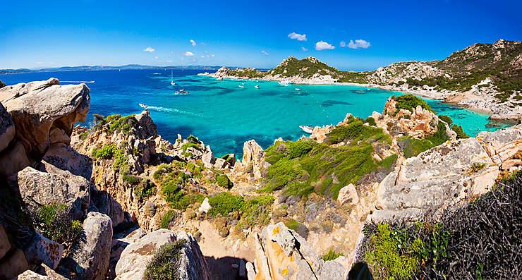 L'Italie, côté îles