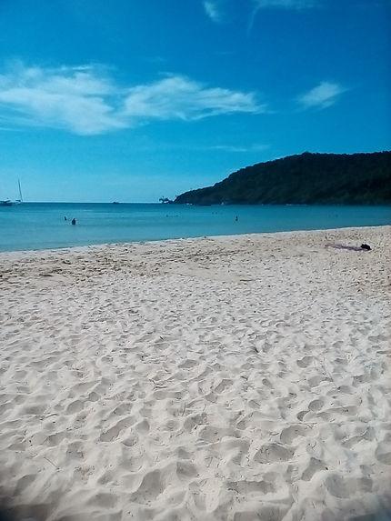 Lazy beach cambodge