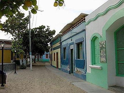 """Pueblo """"Los Roques"""""""