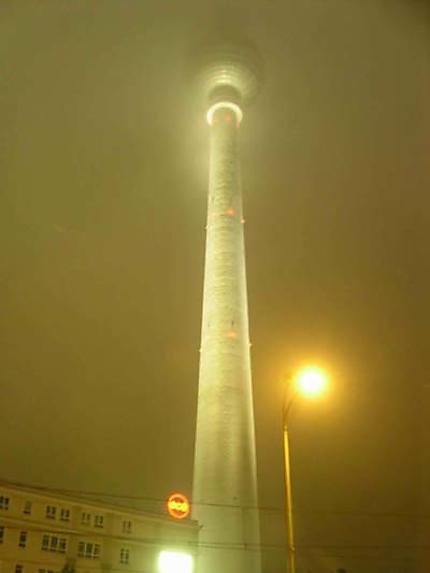Fernsehturm à Berlin