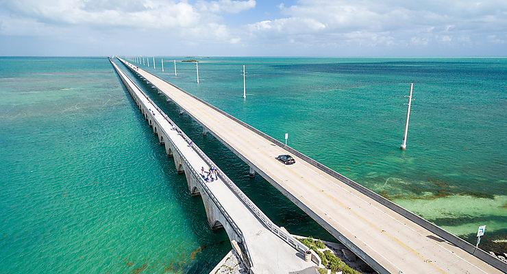 7 Mile Bridge (États-Unis)