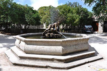 Fontaine d'Aphrodite