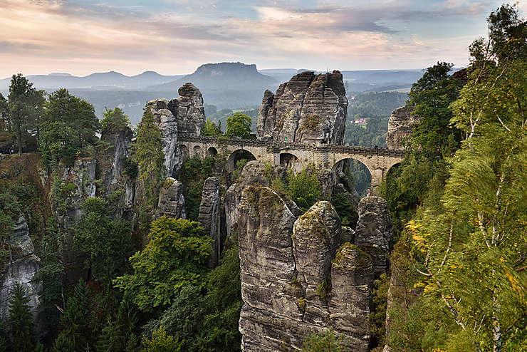 Parc national de la Suisse saxonne