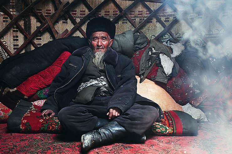 Le repos du Khan, Afghanistan