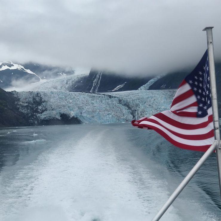 4 semaines en Alaska été 2018