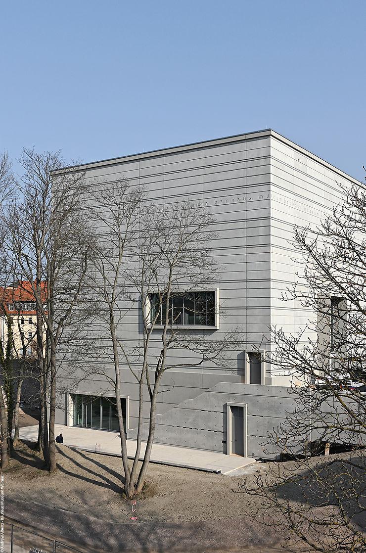 Allemagne - Un nouveau musée du Bauhaus à Weimar
