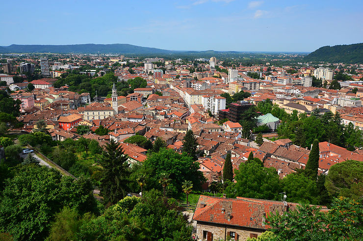 Gorizia et Torviscosa, retour vers le passé