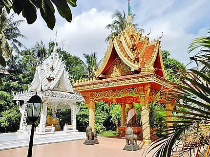 Wat Inpeng à Vientiane