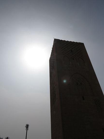 Tour Hassan à Rabat