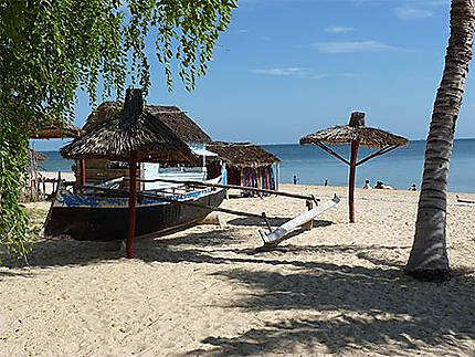 Bord de mer à Ifaty - La plage