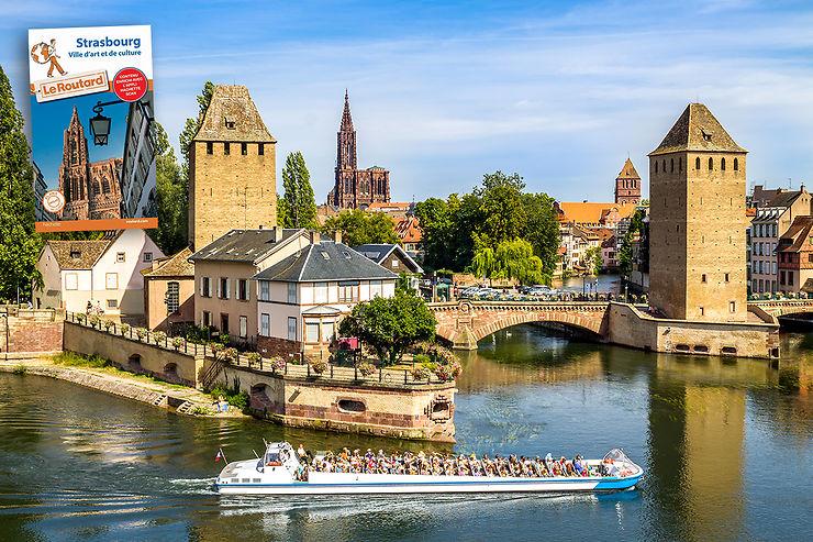 Strasbourg, ville d'art et de culture avec Le Routard