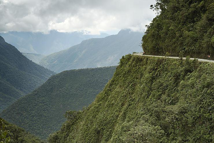 Las Yungas (Bolivie)