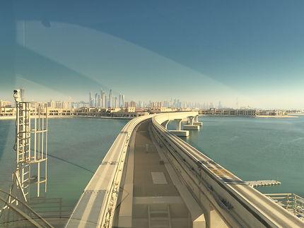 Monorail Dubaï