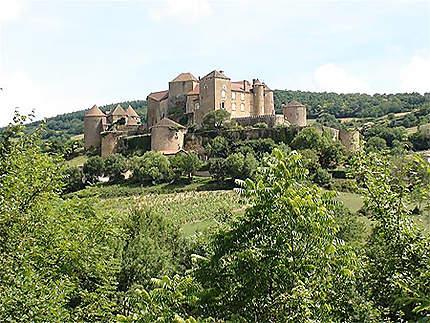 Château de Berzé