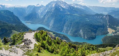 Allemagne : les merveilles de la nature -