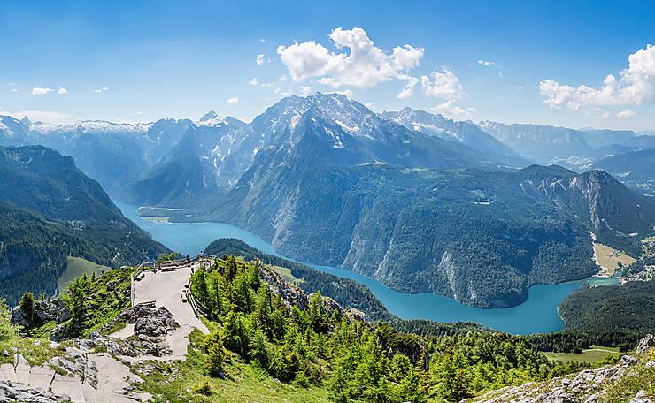 Allemagne : les merveilles de la nature