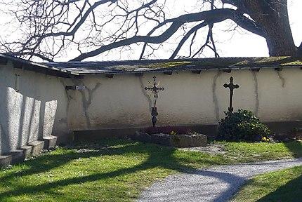 Le cimetière des soeurs