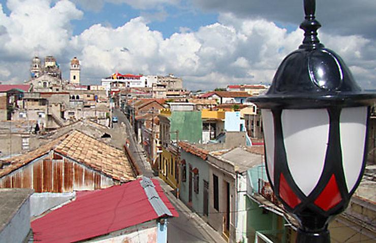 Santiago, la plus caraïbe des villes cubaines