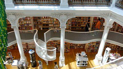 Librairie Carturesti, Bucarest