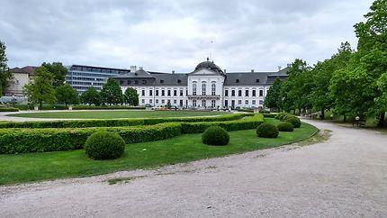 Palais du gouvernement, Bratislava