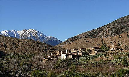 Village de terre