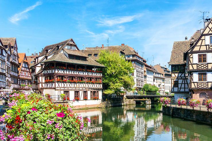 Strasbourg, en toutes saisons