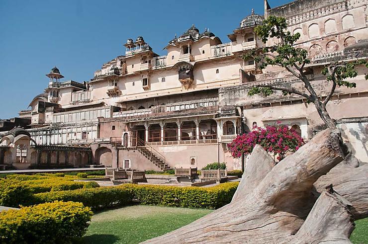 Citadelle de Bundi, Rajasthan, Inde