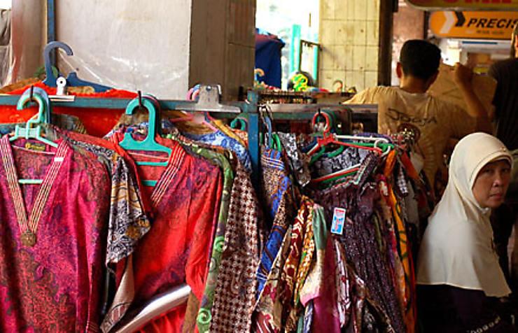 Solo, capitale du batik