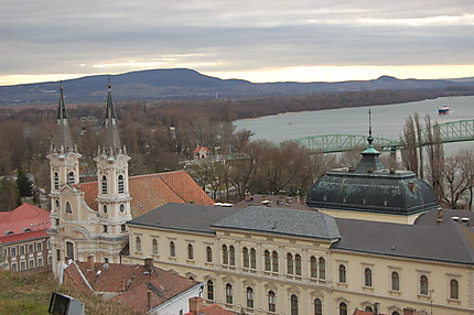 Le pont Mária-Valeria à Esztergom