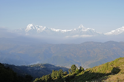 Népal trekking