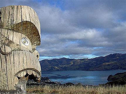 Un oeil sur Akaroa