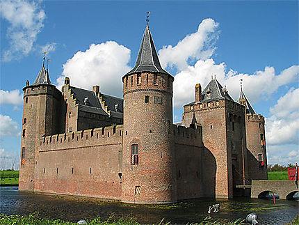Le château de Muiden (Muiderslot)