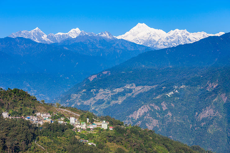 Un avant-goût du North Sikkim