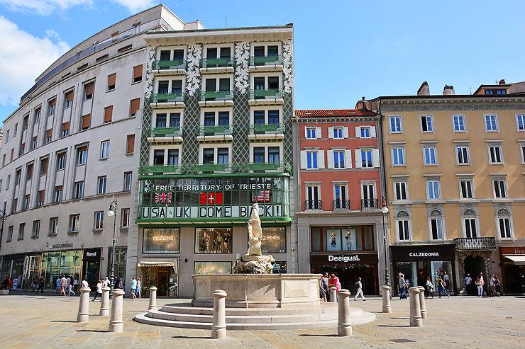 Trieste, « la petite Vienne sur la mer »