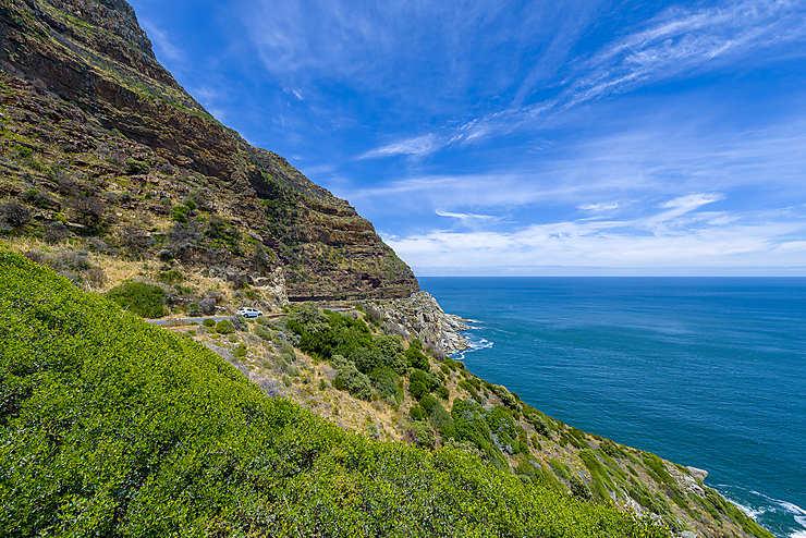 Chapman's Peak Drive (Afrique du Sud)