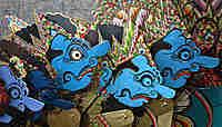 Indonésie : Java, l'île kaléidoscope