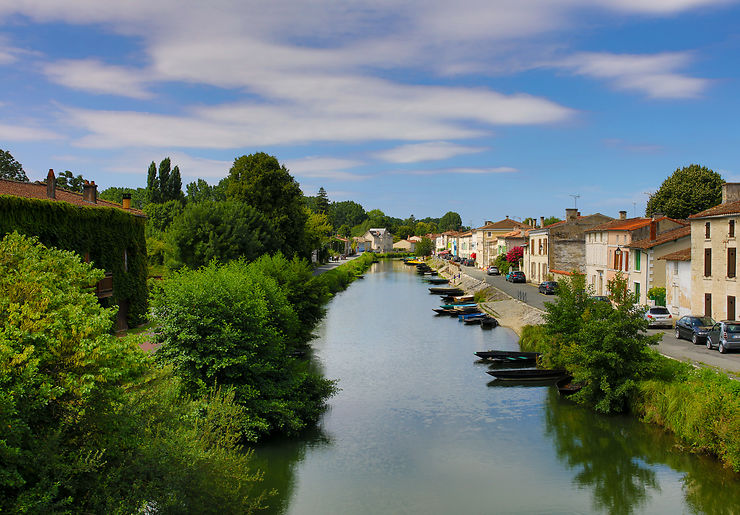 Coulon (Deux-Sèvres)