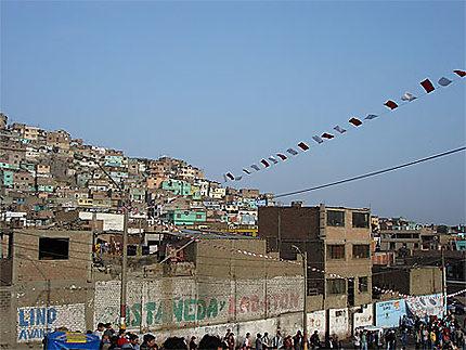 Barrios de Lima