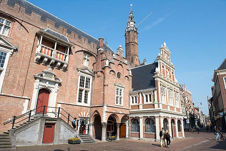Haarlem ou l'âge d'or