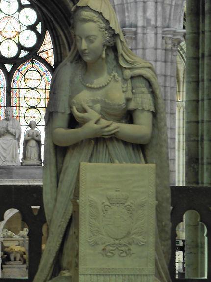 Marie Antoinette sous le regard de François Ier