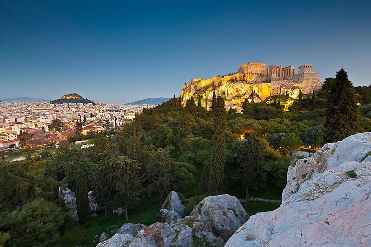 Athènes, 5 raisons d'y aller