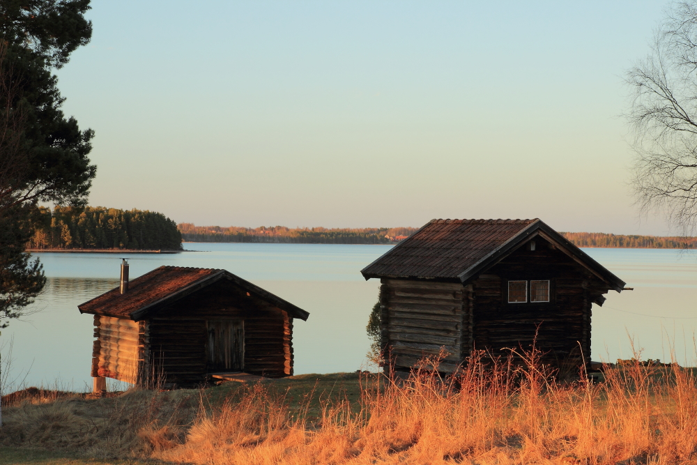 Lac Siljan - Suède