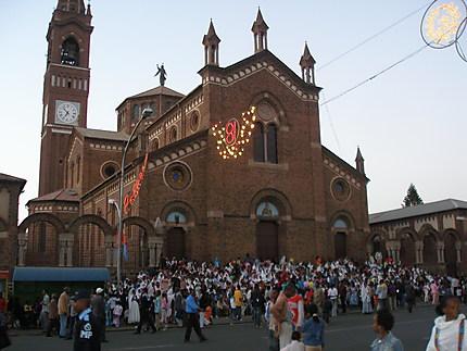 Asmara, la cathédrale