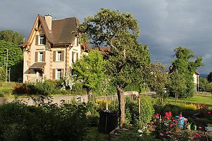 Une demeure de Küsnacht
