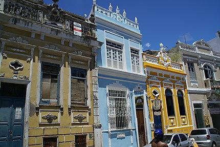 Une rue du Pelourinho