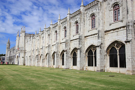 Mosteiro dos Jeronimos, Belem