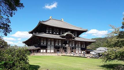 Pavillon du temple Todaiji, Nara